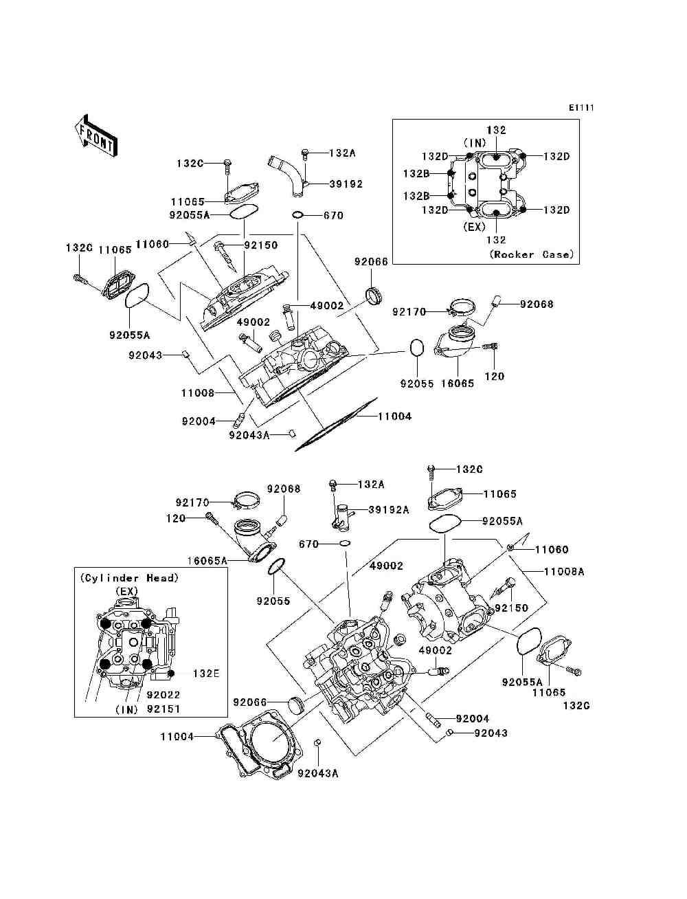 16065-1371 holder-carburetor kruciec ga u017anika